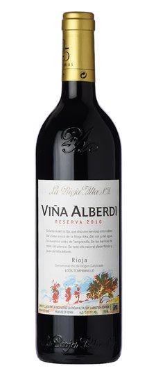 La Rioja Alta Viña Alberdi Reserva 750ml