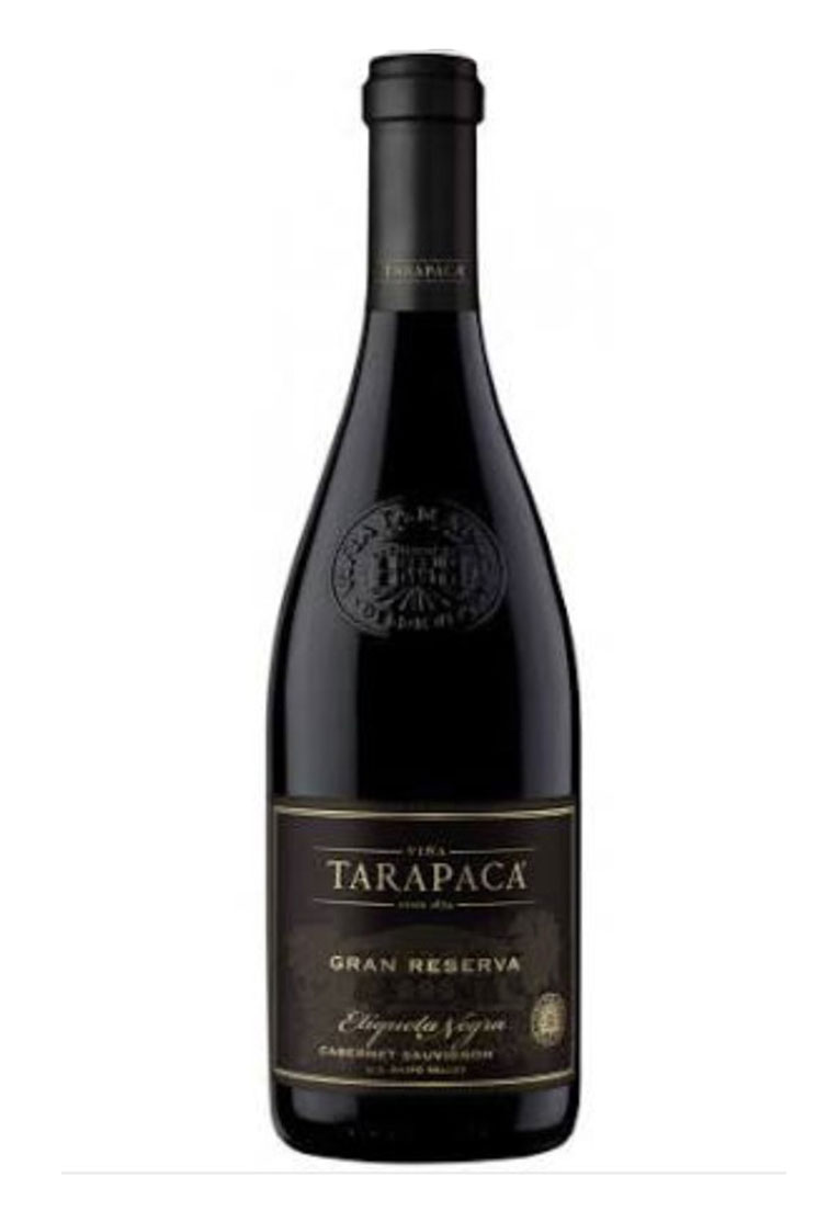 Viña Tarapacá Gran Reserva Etiqueta Negra 2018