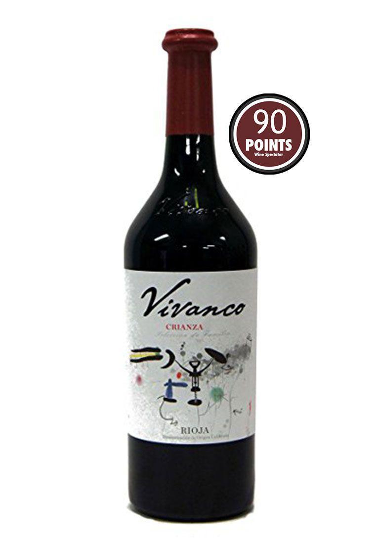 Vivanco Rioja Crianza 2016