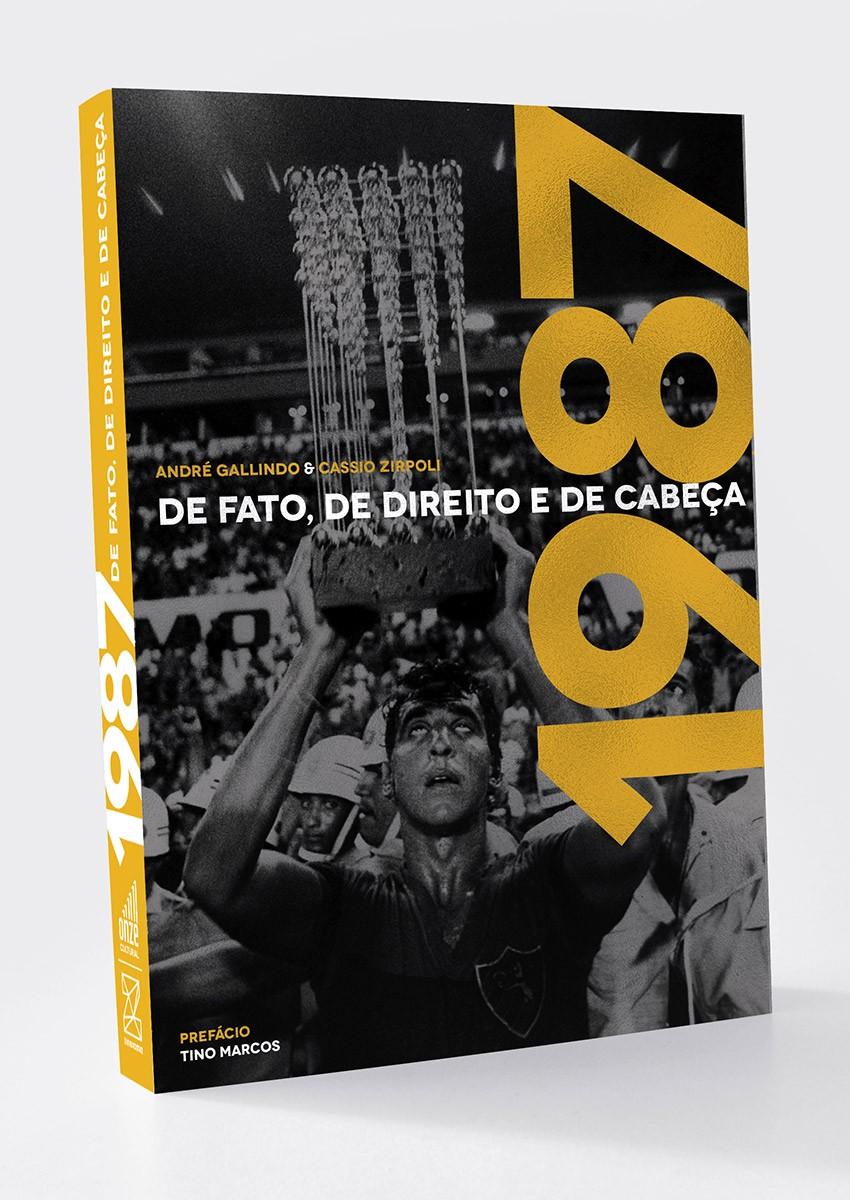 1987 - De fato, de direito e de cabeça - Exclusivo para Socio Sport Club Recife