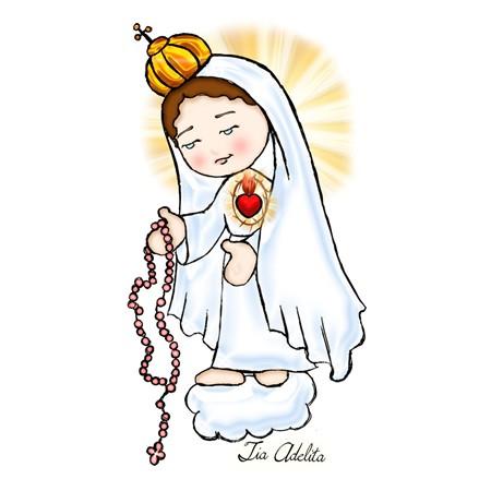 Pacote Especial com 12 Terços da Eucarístia Nossa Senhora do Rosário