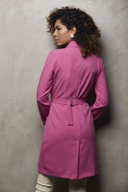 Jaleco Feminino Charm Pink