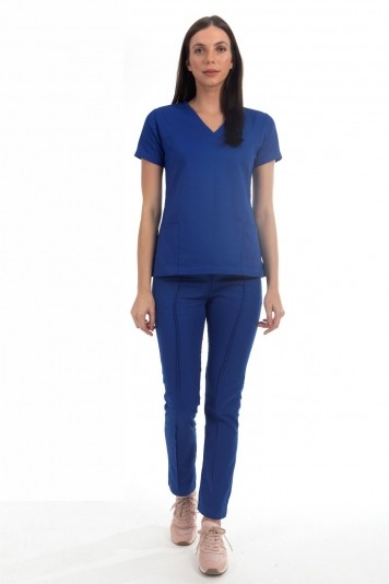 Scrub Feminino Hope Royal