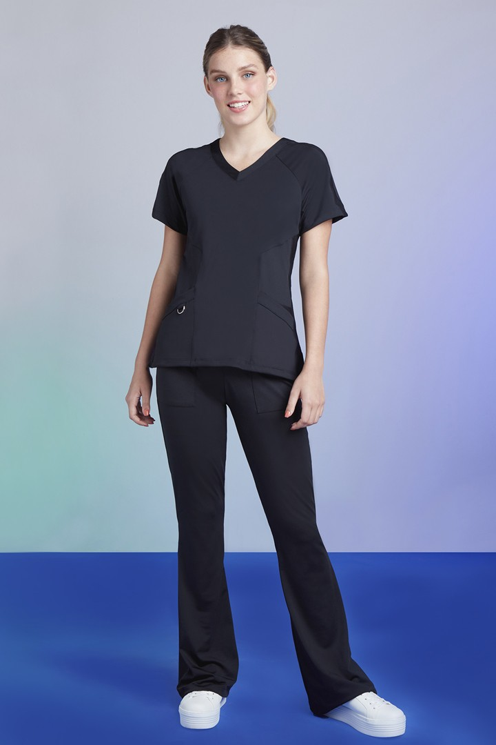 Kit Scrub Feminino Freedom Black + Camisa Tech Black