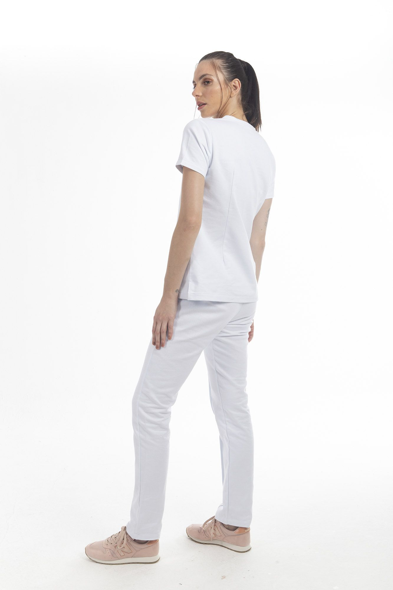 Scrub Feminino Hope White