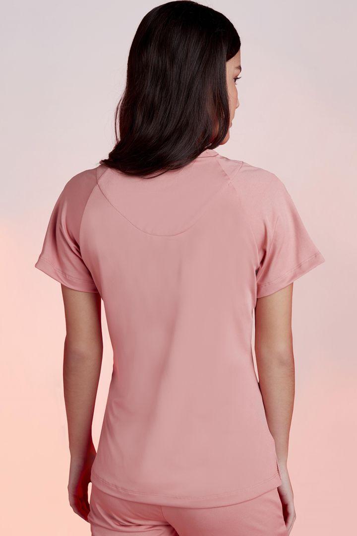 Scrub Feminino Freedom Rosé