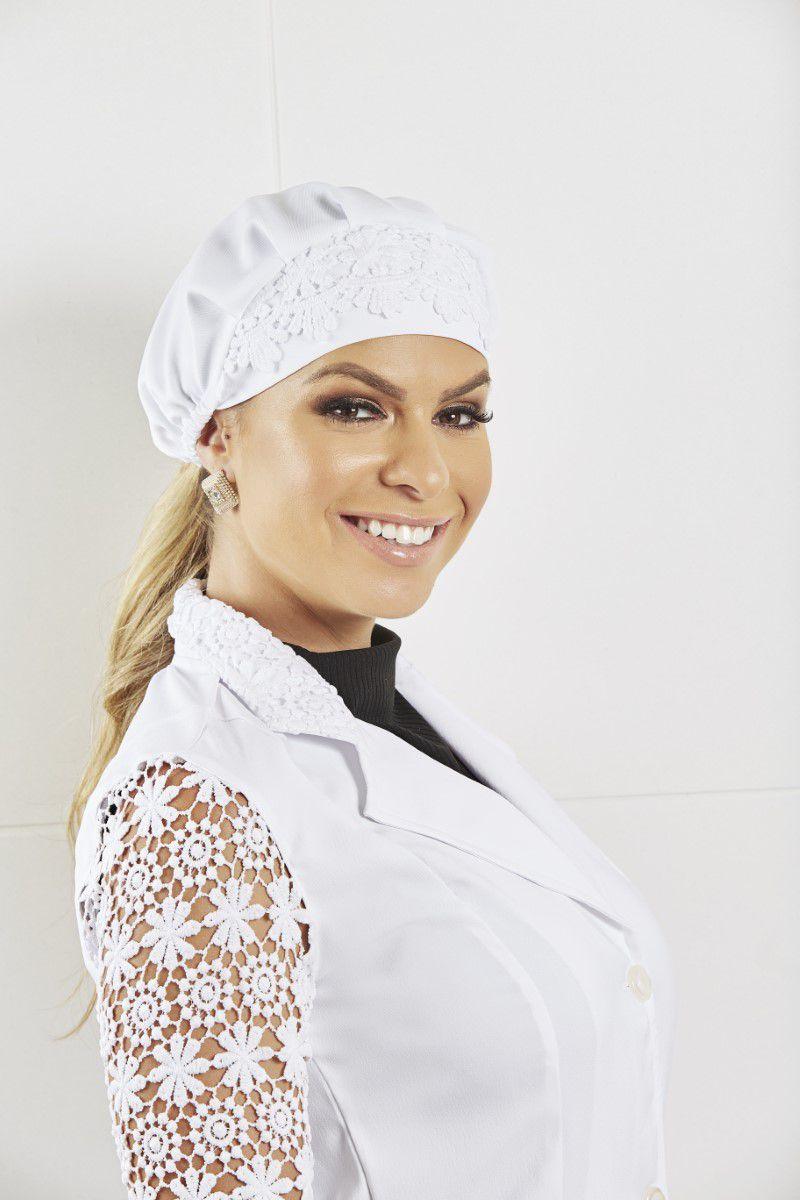 Touca Cirurgica Feminina Guipir