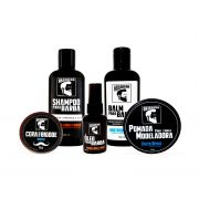 Kit Garibaldi Beard (Barba Ruiva) - CHAMPION STYLE