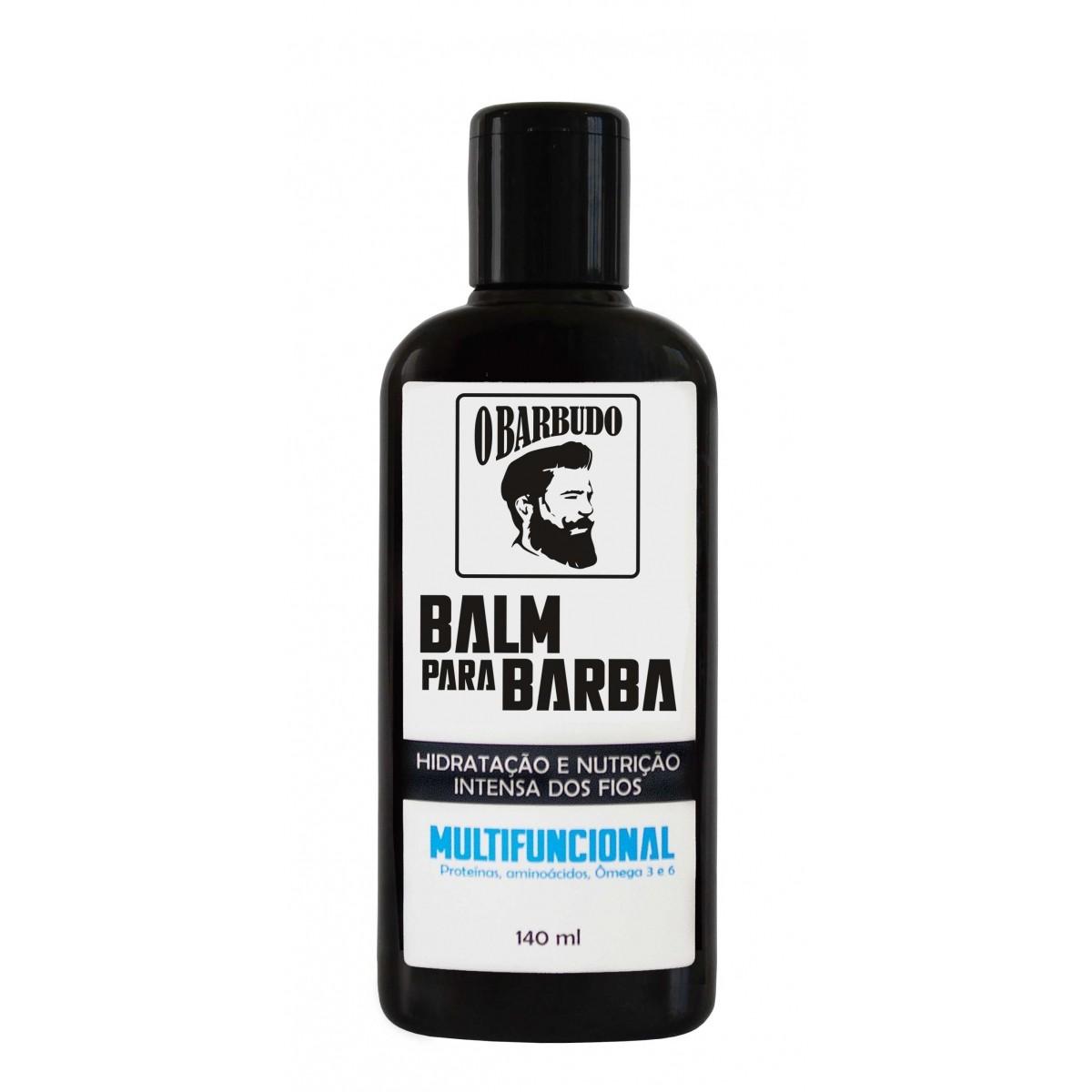 Combo Premium - Barba Escura