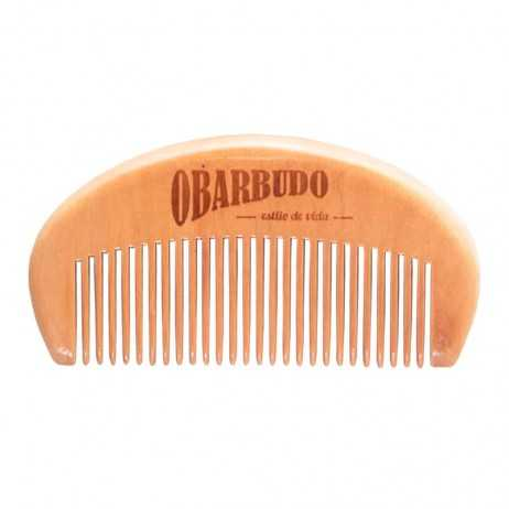 Conjunto Amor de Barba ❤ Shampoo, Balm, Óleo, Cera e Pente p/ Barba Loira e Ruiva