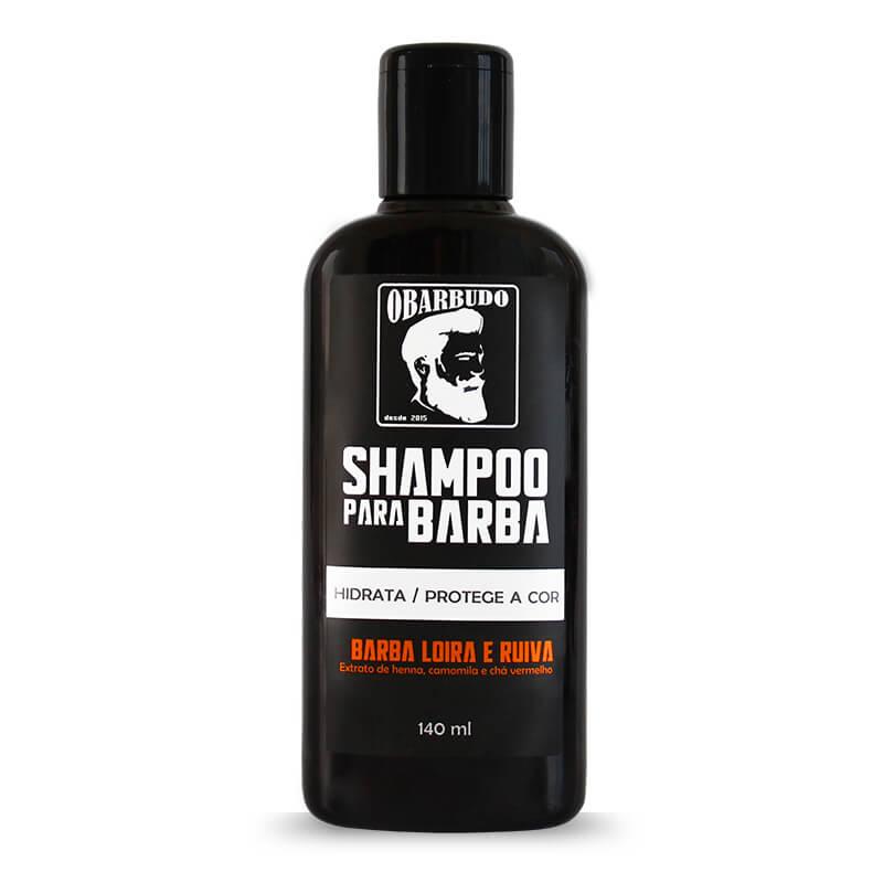 Kit Bandholz Beard (Barba Loira e Ruiva) - CHAMPION STYLE
