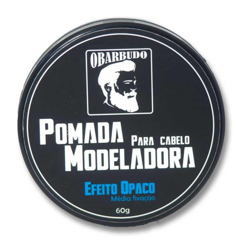 Kit Imperial Moustache (Barba Escura) - CHAMPION STYLE