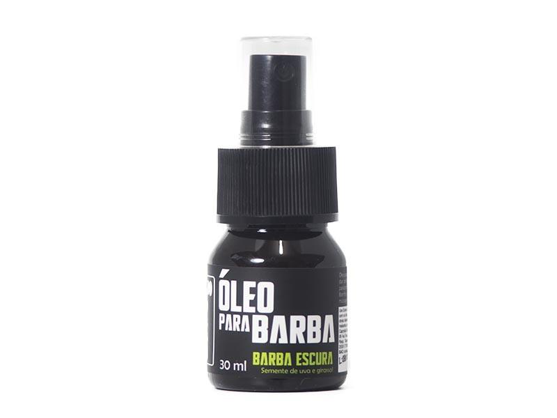 Kit Viagem - Barba Escura