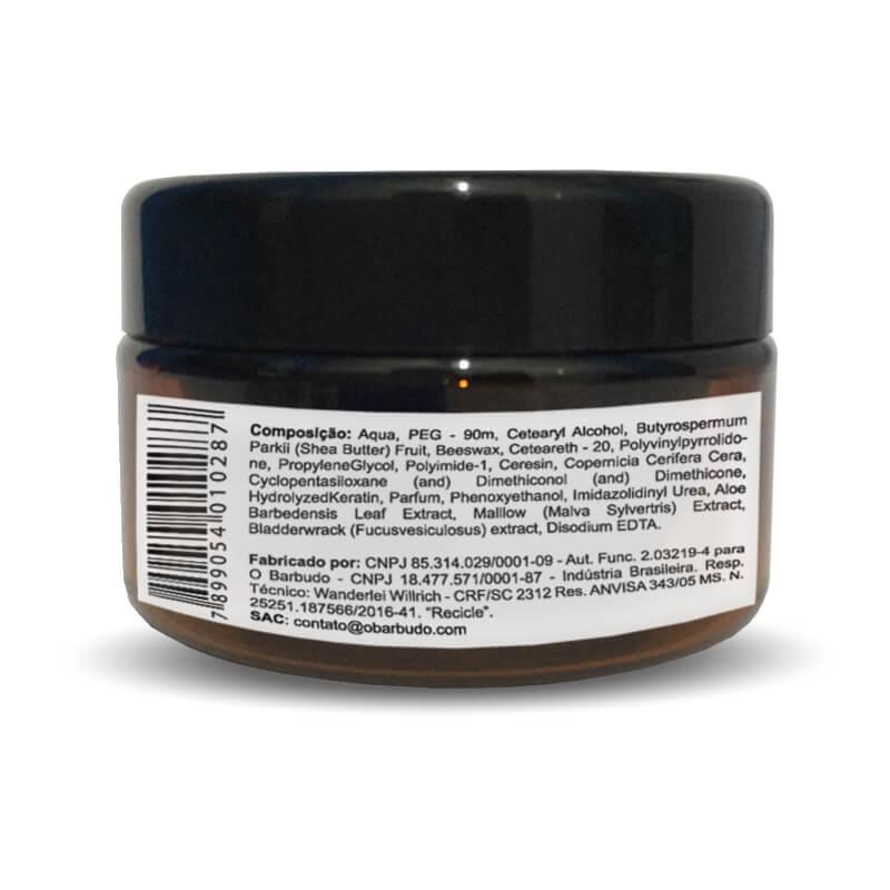 Pomada modeladora para cabelo - Efeito opaco 60gr - 12 unidades