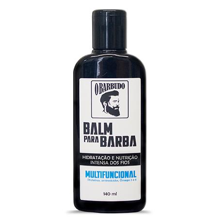 Trio Barba Loira e Ruiva | Shampoo + Balm + Óleo