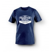 Camiseta Masculina Azul Marinho