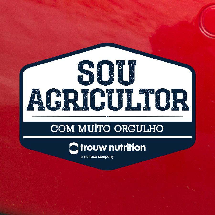 Adesivo Sou Agricultor
