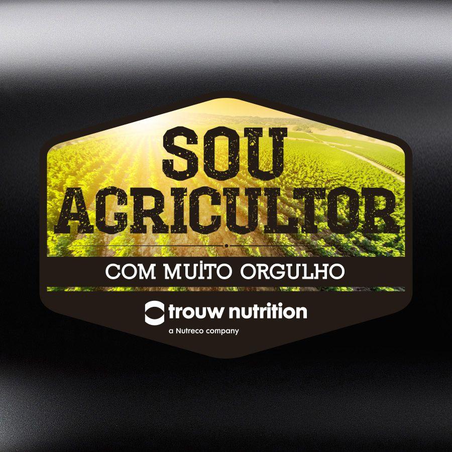 Adesivo Sou Agricultor Campo
