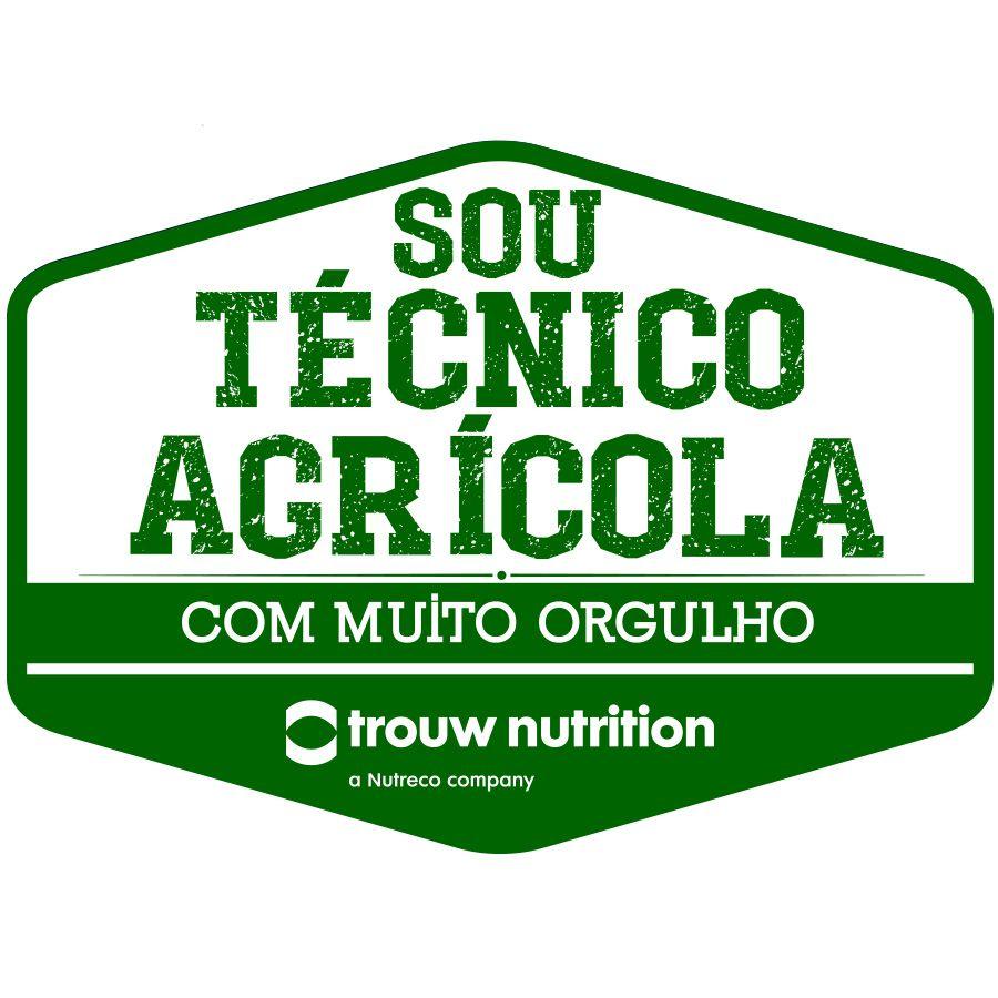 Adesivo Sou Técnico Agrícola