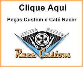 peças para motos custom e café racer