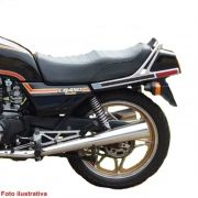 Capa de Banco Honda CB 450 CUSTOM