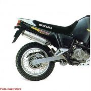 Capa de Banco Suzuki DR 800 Preta