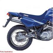Capa de Banco Yamaha XT 600 E 96 em Diante Azul
