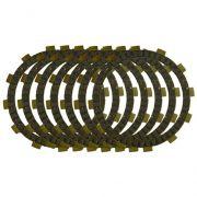 Discos de Embreagem Honda CTX700 13-17 NC700X 13-14  NT700 10-11