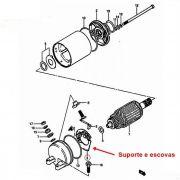 Escova de Arranque Triumph compatível - T1311114 428000-8843