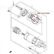 Escova de Arranque VStrom V-Strom DL650 Gladius 650 - OEM 31132-18H00
