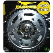 Kit Relação - Coroa e Pinhão - Ducati Monster 695 07-08 Monster 800 03-04