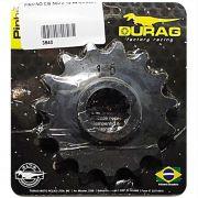 Pinhão - Honda CB500 1998 a 2005 - 15 Dentes