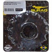 Pinhão - KTM 990 Superduke e Adventure  - 2010 a 2013 - 16 Dentes