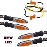 Piscas Modelo BMW Led com Resistor - Kit