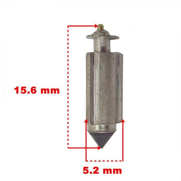 Agulhas da Bóia sem Sede - Honda CBR600 até 2000 - 4 Peças