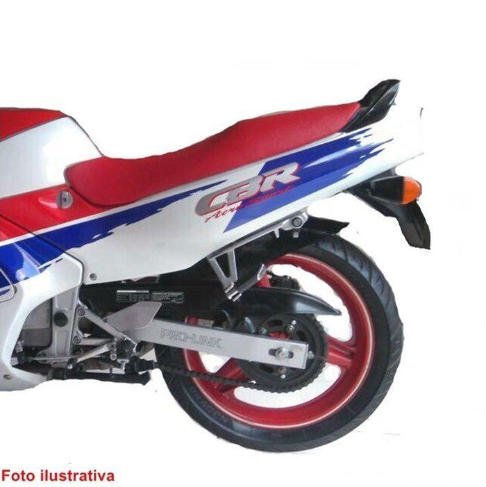 Capa de Banco Honda CBR 450 SR Vermelha