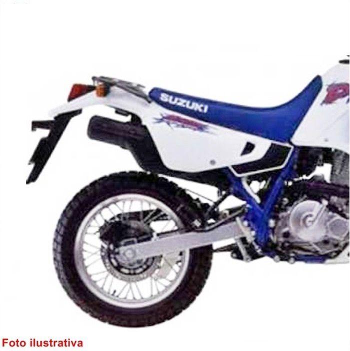 Capa de Banco Suzuki DR 650 Azul
