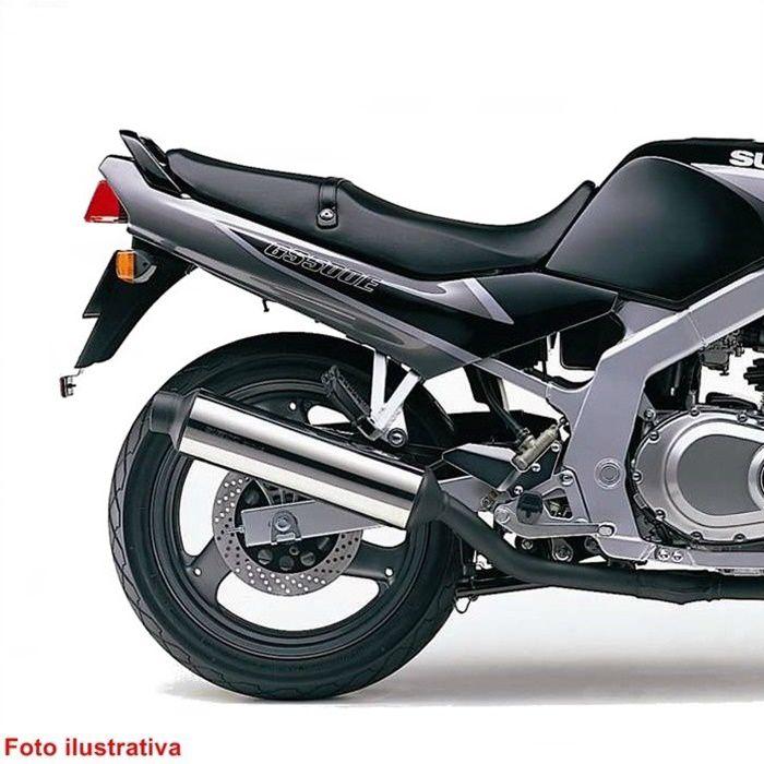Capa de Banco Suzuki GS 500 até 2001 Preta