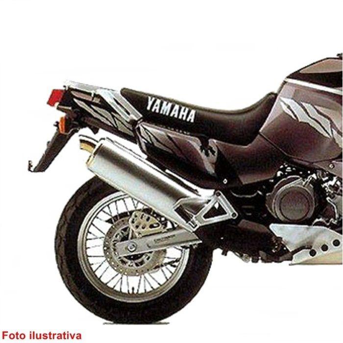 Capa de Banco Yamaha Super Ténéré 750 Preta