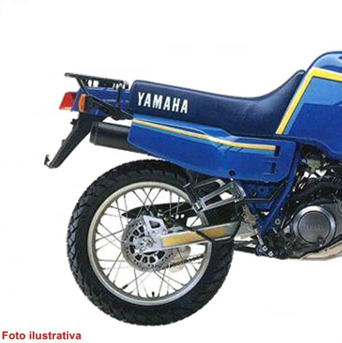 Capa de Banco Yamaha XT600 Ténéré Azul