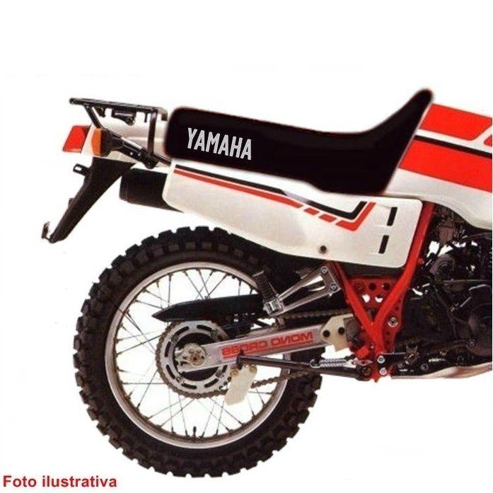 Capa de Banco Yamaha XT600 Ténéré Preta
