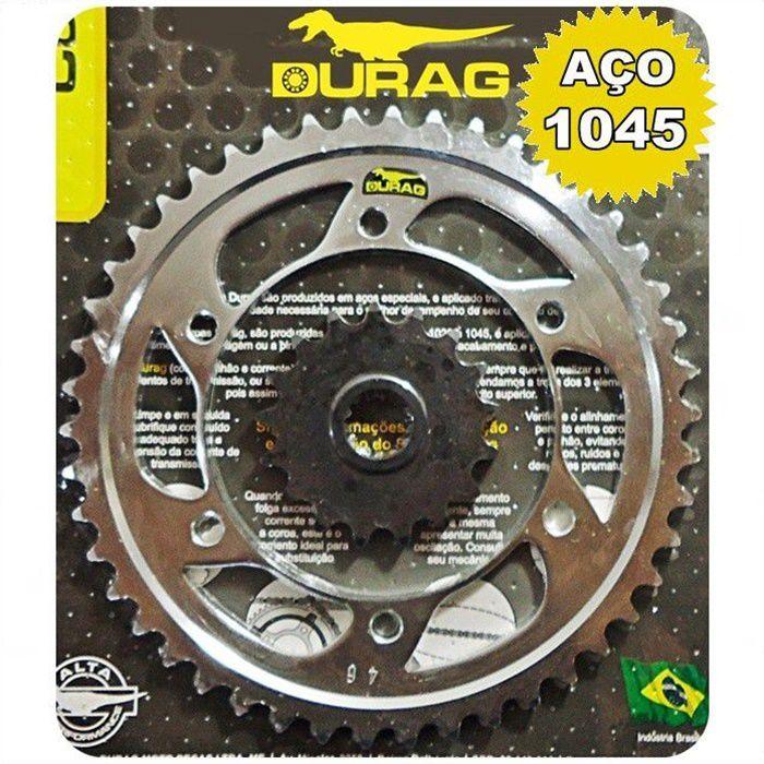 Kit Relação - Coroa e Pinhão - FZR1000 1989 - 1995