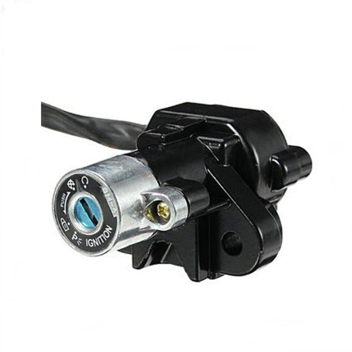 Kit Tampa Tanque e Chave Ignição - Bandit 650 1200 1250 Vstrom V-Strom Srad 750 1000 Gladius