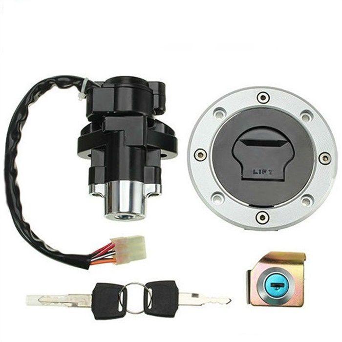 Kit Tampa Tanque e Chave Ignição - GSXR750 00-03