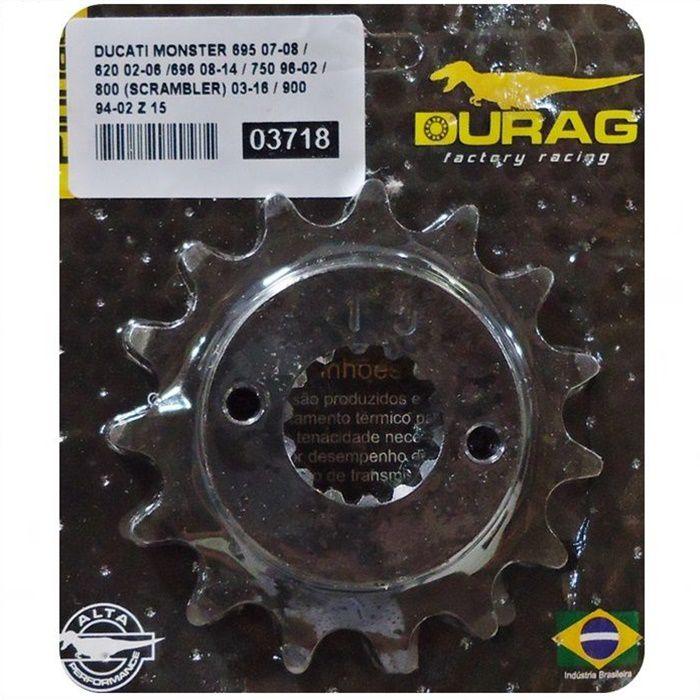 Pinhão - Ducati Monster 620 02-06 695 07-08 696 08-14 750 96-02 800 03-16 900 94-02 - 15 Dentes