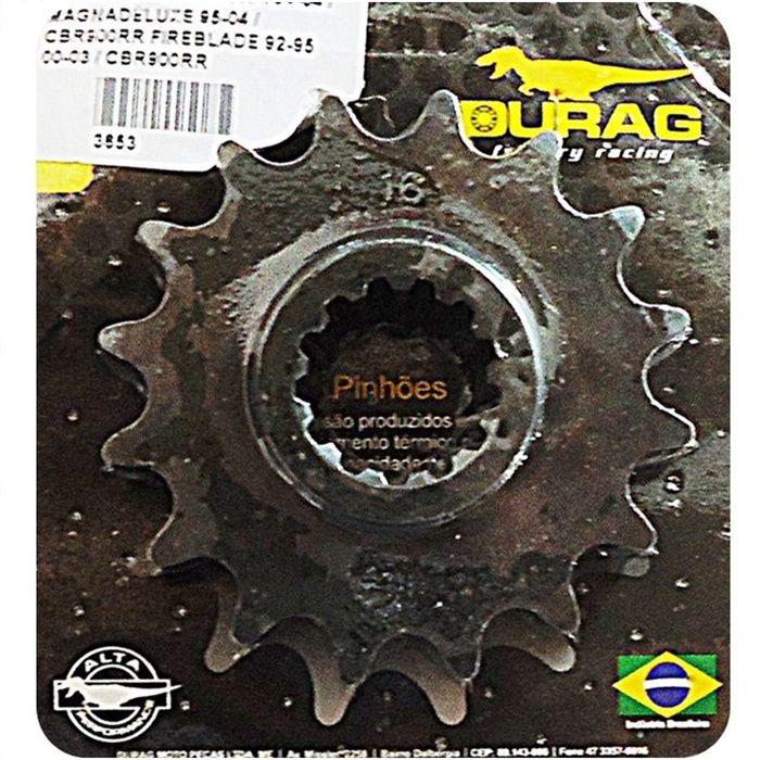 Pinhão - Honda CBR900RR CBR929 CBR954 CBR1000 - 16 Dentes