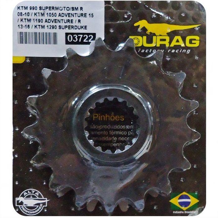 Pinhão - KTM 990 Supermoto 08-10 Adventure 1150 1190 1290 - 17 Dentes