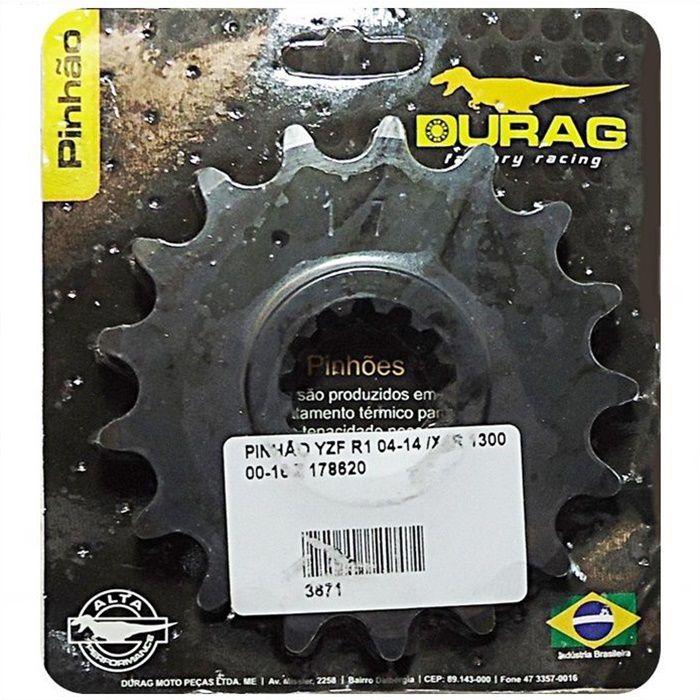Pinhão - Yamaha YZF R1 04-14 XJR1300 - 17 Dentes
