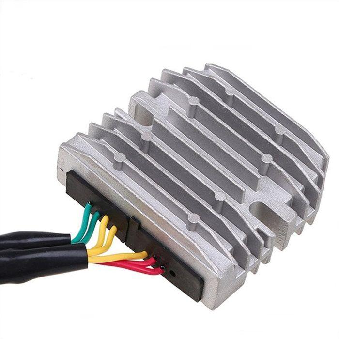 Regulador de Voltagem GSXR 750 SRAD - 2007 em Diante