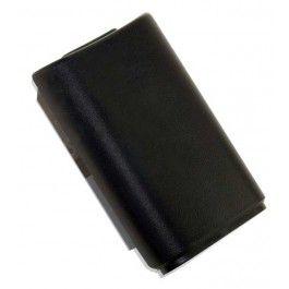 10 Suporte De Pilhas Controle Xbox 360 Tampa De Bateria Preta